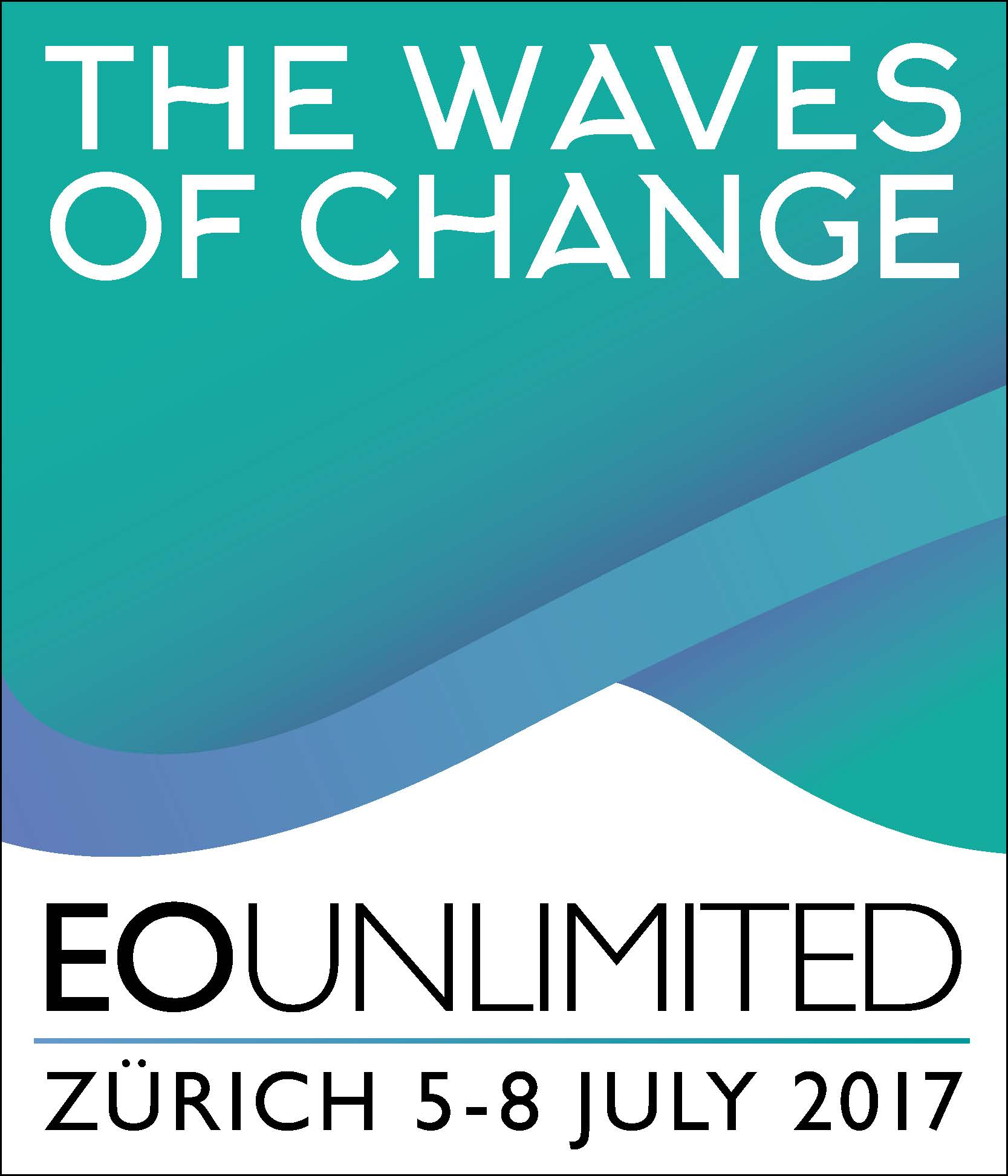 The wave of change logo final kontur