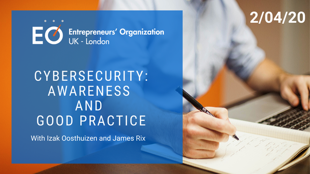 Cybersecurity: Awareness and Good Practice