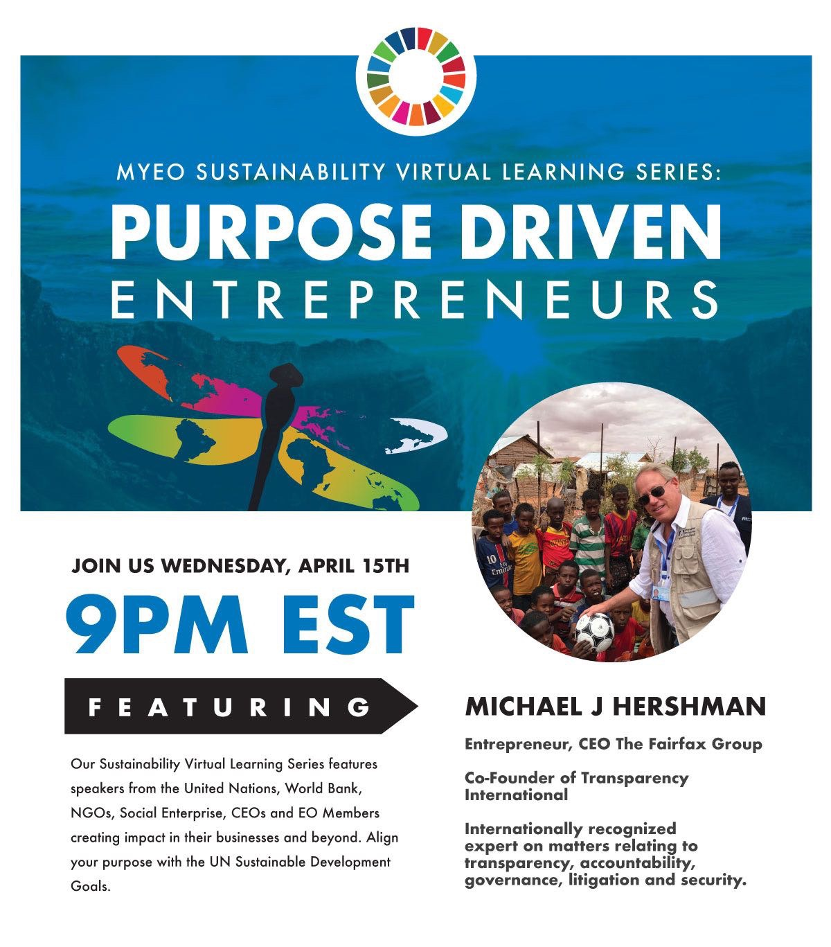 Purpose Driven Entrepreneurs